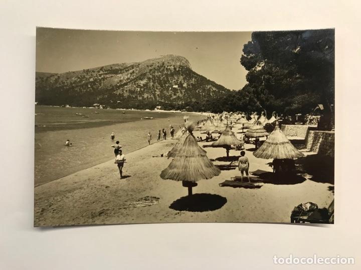 MALLORCA, POSTAL NO.260, FORMENTOR PLAYA EDICIÓNES C Y P (H.1959?) S/C (Postales - España - Baleares Moderna (desde 1.940))