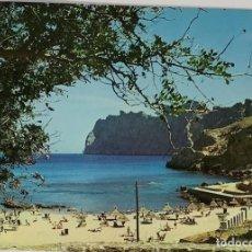 Postales: MALLORCA, CALA SAN VICENTE. ED FLOR DE ALMENDRO CIRCULADA 1968. Lote 286065698