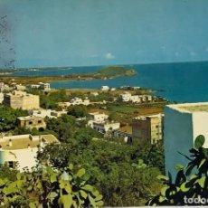 Cartes Postales: IBIZA SANTA EULALIA DEL RÍO, VISTA GENERAL. CASA FIGUERETAS. 1317 CIRC 1966. Lote 286555223