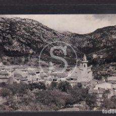 Postales: MALLORCA VALLDEMOSA VISTA GENERAL DEL PUEBLO Nº 42. Lote 287781958