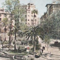 Postales: PALMA DE MALLORCA JARDIN DE LA REINA. ED. E.P. ROSETTE Nº 16. AÑOS 50. SIN CIRCULAR. Lote 287920843
