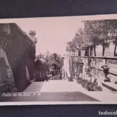 Postales: LOTE AB BALEARES.-POSTAL FOTOGRAFICA CALLE DE LA SEO PALMA DE MALLORCA. Lote 288218008