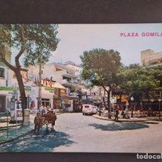 Postais: LOTE AB BALEARES.- PALMA DE MALLORCA Nº 288 PLAZA GOMILA / EXCL. TOMAS DE PEDRO. Lote 288361833