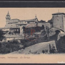 Postales: MALLORCA - PAISAGES VALLDEMOSA. LA CARTUJA. Lote 288539753