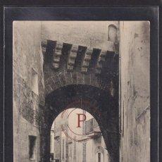 Postales: PALMA (MALLORCA) - ARCO DE LA ALMUDAINA. Lote 288541293