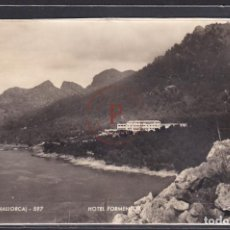 Postales: FORMENTOR (MALLORCA) - 597 HOTEL FORMENTOR. Lote 288551503
