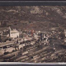 Postales: VALLDEMOSA (MALLORCA) - 1 LA CARTUJA Y EL PUEBLO.. Lote 288551713