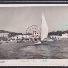 Postales: IBIZA (BALEARES) 14 - VISTA GENERAL DE SAN ANTONIO ABAD. Lote 288551853