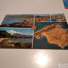 Postales: POSTAL PUERTO POLLENSA. Lote 288577143