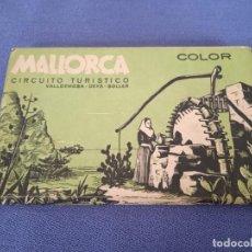 Postales: GRUPO DE POSTALES. MALLORCA. Lote 288867183