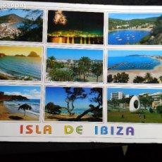 Postales: POSTAL * IBIZA ( EIVISSA ), VISTES. Lote 289001793