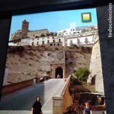 Cartes Postales: POSTAL * IBIZA ( EIVISSA ), RASTRILLO , PORTAL DE TABLAS - 1968. Lote 289001983