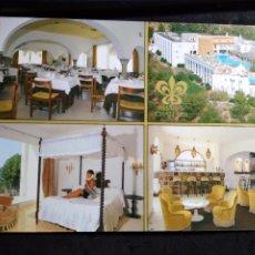Cartes Postales: POSTAL * IBIZA ( EIVISSA ) NA XAMENA , ST. MIQUEL -HOTEL HACIENDA 1987. Lote 289004918