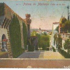 Postales: POSTAL PALMA DE MALLORCA, CALLE DE LA SEO - AM Nº 11. Lote 289204333