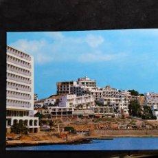 Postais: POSTAL * IBIZA ( EIVISSA ) HOTEL IBIZA , PLATJA , PISCINA * 1970. Lote 289205433