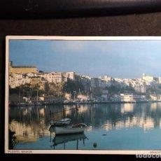 Postales: POSTAL * MENORCA , MAÓ * 1997. Lote 289467883