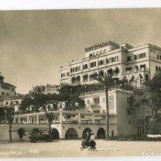 Postales: BA0844 MALLORCA PALMA HOTEL VICTORIA ZERKOWITZ Nº986 FOTOGRAFICA VESPA. Lote 289482373