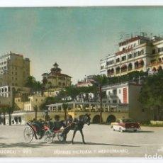 Postales: BA0854 MALLORCA PALMA HOTELES VICTORIA Y MEDITERRANEO ZERKOWITZ Nº991 FOTOGRAFICA CHEVROLET BEL AIR. Lote 289486253