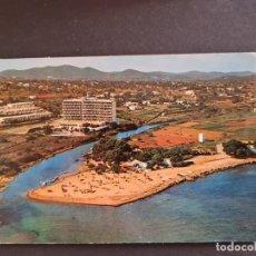 Postales: LOTE AB BALEARES PPOSTAL IBIZA SANTA EULALIA DEL RIO DESEMBOCADURA RIO BALEAR. Lote 289844488