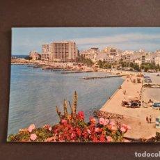 Postales: LOTE AB BALEARES POSTAL SAN ANTONIO ABAD VISTA PARCIAL FIGUERETAS. Lote 289846643