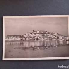 Postales: LOTE AB BALEARES POSTAL ANTIGUA IBIZA VISTA GENERAL FOTO BALEAR. Lote 289848033