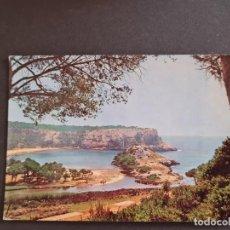 Postales: LOTE AB BALEARES POSTAL MENORCA PLAYA DE SANTA GALDANA. Lote 289850088