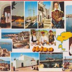 Postales: (308) IBIZA. MUJERES CON TRAJE TIPICO. Lote 289900358