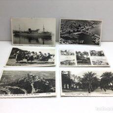 Postales: LOTE DE POSTALES FOTOGRAFICAS DE MALLORCA - VARIOS FOTOGRAFOS. Lote 290170433