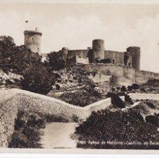Postais: PALMA DE MALLORCA CASTILLO DE BELLVER. ED. AM Nº 400. POSTAL FOTOGRAFICA SIN CIRCULAR. Lote 293255223