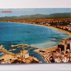 Postales: POSTAL - MALLORCA - EL ARENAL - VISTA AEREA. Lote 293875798