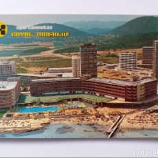 Postales: POSTAL - MALLORCA - MAGALUF - EDIFICIO ROYAL. Lote 293876053