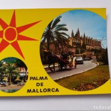 Postales: POSTAL - PALMA DE MALLORCA - DETALLE TIPICO. Lote 293876868