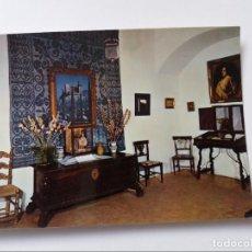 Postales: POSTAL - MALLORCA -VALLDEMOSA - CELDA DE CHOPIN. Lote 293877353