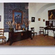 Postales: POSTAL - MALLORCA -VALLDEMOSA - CELDA DE CHOPIN. Lote 293877408