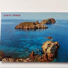 Postales: POSTAL - MALLORCA - SANTA PONSA - ISLAS MALGRATS. Lote 293878938