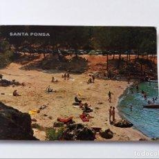 Postales: POSTAL - MALLORCA - SANTA PONSA - ISLAS MALGRATS - LA PLAYA. Lote 293879098