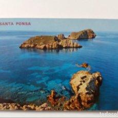 Postales: POSTAL - MALLORCA - SANTA PONSA - ISLAS MALGRATS 74. Lote 293881623