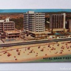 Postales: POSTAL - MALLORCA - HOTEL GRAN FIESTA - PLAYA DE PALMA. Lote 293882088