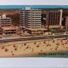 Postales: POSTAL - MALLORCA - HOTEL GRAN FIESTA - PLAYA DE PALMA. Lote 293882133