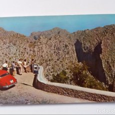Postales: POSTAL - MALLORCA - MIRADOR DE ESCORCA - LA CALOBRA. Lote 293882773
