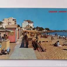 Postales: POSTAL - MALLORCA - CIUDAD JARDIN - LA PLAYA. Lote 293883053
