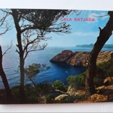 Postales: POSTAL - MALLORCA - CALA RATJADA - CALA COVE. Lote 293913278