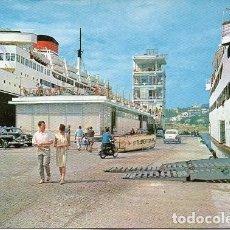 Cartoline: PALMA DE MALLORCA - 3553 ESTACIÓN MARÍTIMO Y MUELLE DE PELAIRES. Lote 294833553