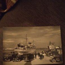 Cartoline: IBIZA. BALEARES. 164. MOTONAVE CIUDAD DE IBIZA. SIN CIRCULAR. CAR. Lote 295527768