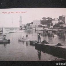 Postales: PALMA DE MALLORCA-PORTO PI-THOMAS-65-POSTAL ANTIGUA-(85.246). Lote 295535963