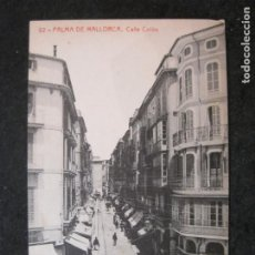 Postales: PALMA DE MALLORCA-CALLE COLON-THOMAS-52-POSTAL ANTIGUA-(85.246). Lote 295535998