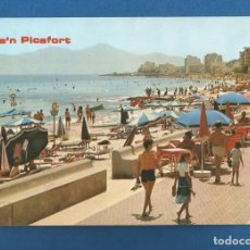 Cartoline: POSTAL CIRCULADA MALLORCA 7059 CA´N PICAFORT EDITA ICARIA. Lote 295890223