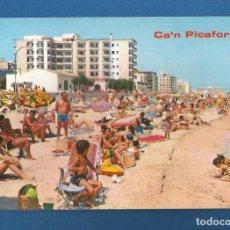 Cartoline: POSTAL CIRCULADA MALLORCA 7237 CA´N PICAFORT EDITA ICARIA. Lote 295890818