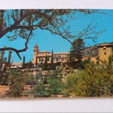 Postales: POSTAL - MALLORCA VALLDEMOSA - LA CARTUJA 1212 - S/C. Lote 296946013