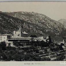 Postales: MALLORCA, CARTUJA DE VALLDEMOSA. FOTO TRUYOL. FOTOGRÁFICA. CIRCULADA.. Lote 297118073